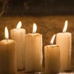 Свечи.«Букет» Франтишека Брабеца