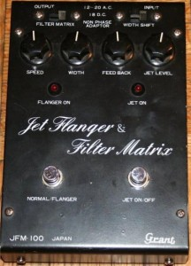 Coron Jet Filter Matrix